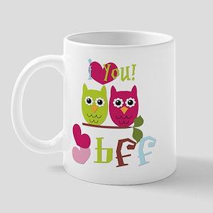BFF Love Mug