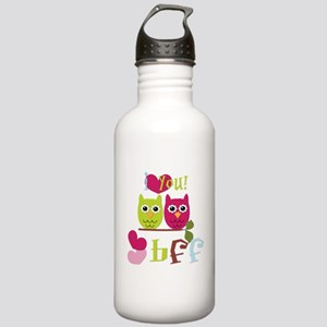 BFF Love Stainless Water Bottle 1.0L