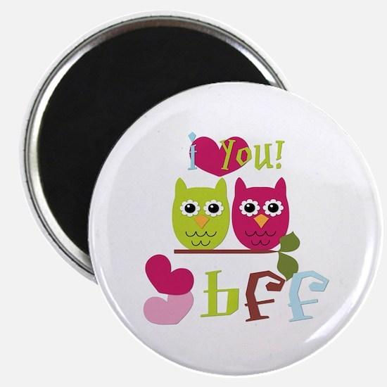 BFF Love Magnet