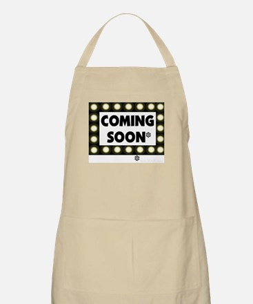 Coming Soon *With Your Help! BBQ Apron
