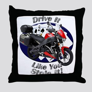 Buell Ulysses Throw Pillow