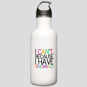 Rehearsals (color) Stainless Water Bottle 1.0L
