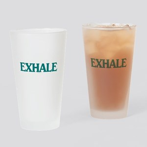 TOP Exhale Drinking Glass