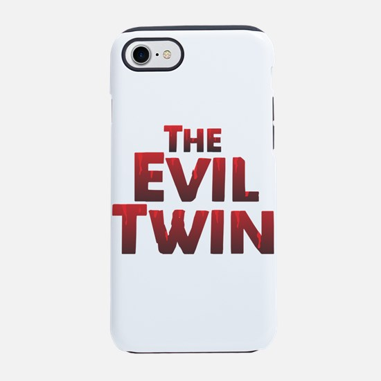 The Evil Twin iPhone 7 Tough Case