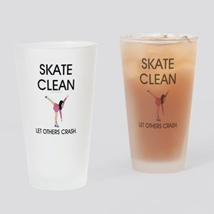 TOP Skate Clean Drinking Glass