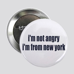 "I'm from New York 2.25"" Button"