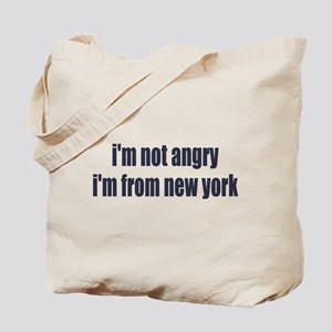 I'm from New York Tote Bag