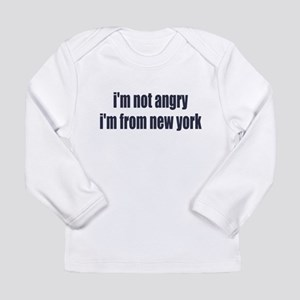 I'm from New York Long Sleeve Infant T-Shirt