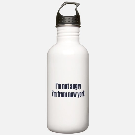 I'm from New York Water Bottle