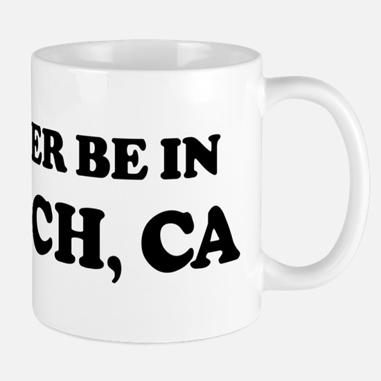 Rather be in Antioch Mug