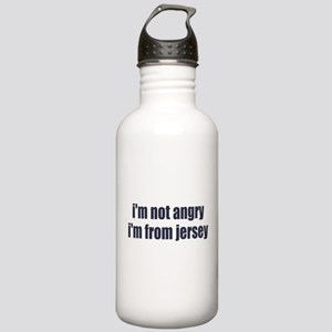 I'm from Jersey Stainless Water Bottle 1.0L