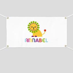 Annabel the Lion Banner