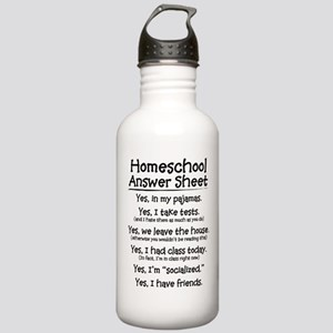Homeschool Answers Stainless Water Bottle 1.0L