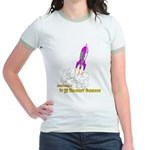 Actually, It Is Rocket Science Jr. Ringer T-Shirt
