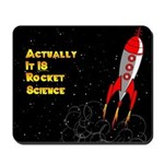 Rocket Science Mousepad