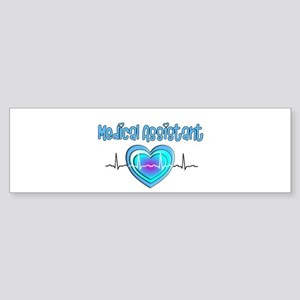 Medical Assistant Sticker (Bumper 10 pk)