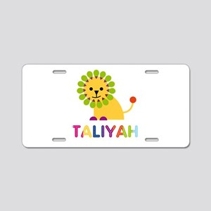 Taliyah the Lion Aluminum License Plate