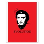 Red Darwin. Viva! Small Poster