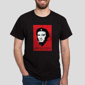 Red Darwin. Viva! Dark T-Shirt