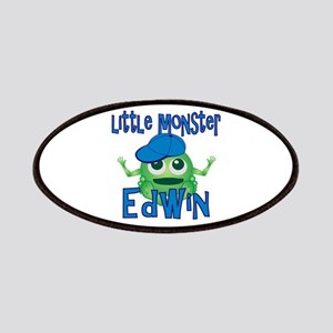 Little Monster Edwin Patches