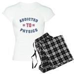 Addicted to Physics Women's Light Pajamas