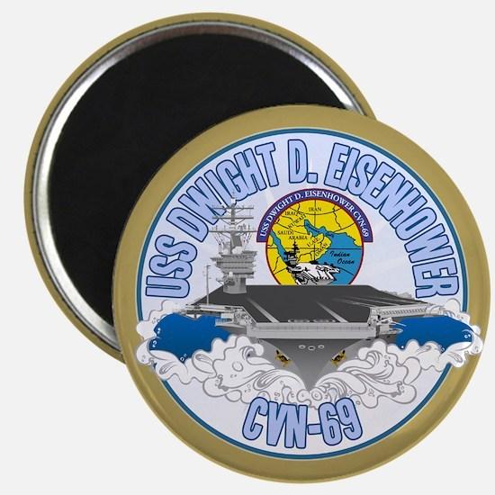 CVN-69 Persian Gulf Magnet