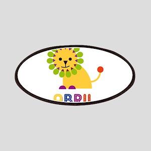 Abril the Lion Patches