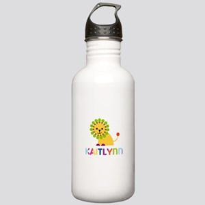 Kaitlynn the Lion Stainless Water Bottle 1.0L