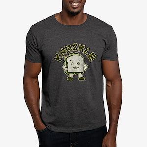 Funny Knuckle Sandwich Dark T-Shirt