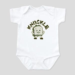 Funny Knuckle Sandwich Infant Bodysuit