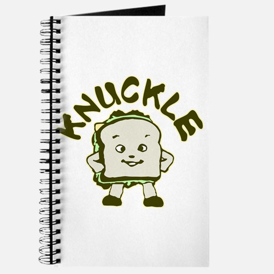 Funny Knuckle Sandwich Journal