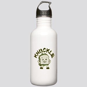 Funny Knuckle Sandwich Stainless Water Bottle 1.0L