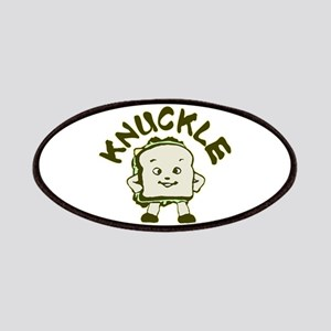 Funny Knuckle Sandwich Patches