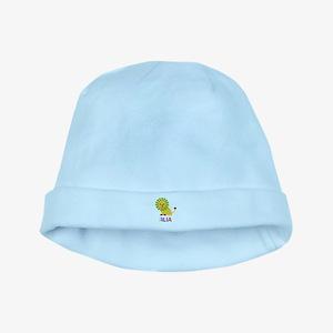 Alia the Lion baby hat