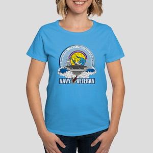 CVN-69 Persian Gulf Women's Dark T-Shirt