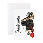 Fashionista Greeting Cards (Pk of 20)