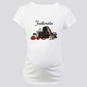 Fashionista Maternity T-Shirt