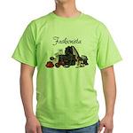 Fashionista Green T-Shirt