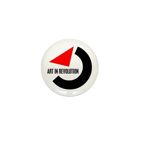 Art In Revolution Mini Button