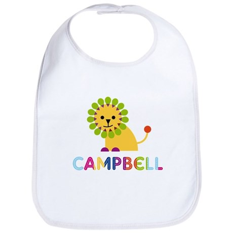 Campbell the Lion Bib