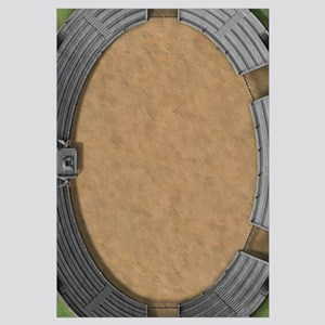 Battle Arena - Miniatures Scale Map
