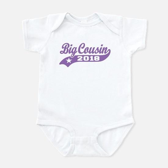 Big Cousin 2018 Infant Bodysuit