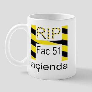 RIP HACIENDA Mug