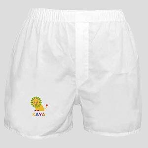 Kaya the Lion Boxer Shorts