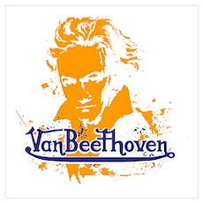 Van Beethoven Poster