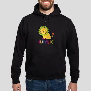 Haylie the Lion Hoodie (dark)