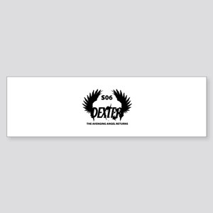 The Avenging Angel Returns Sticker (Bumper)