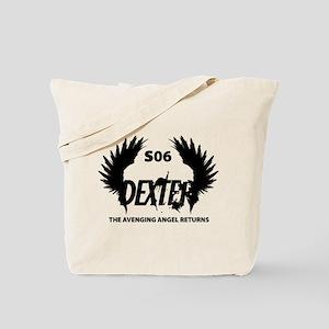 The Avenging Angel Returns Tote Bag