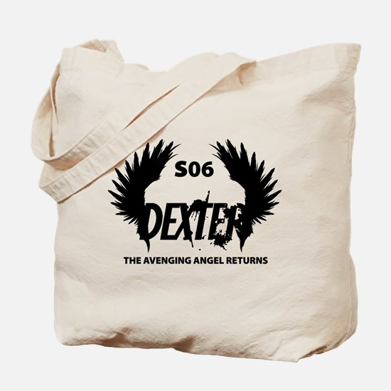 The Avenging Angel Returns Tote Bag