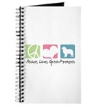 Peace, Love, Great Pyrenees Journal